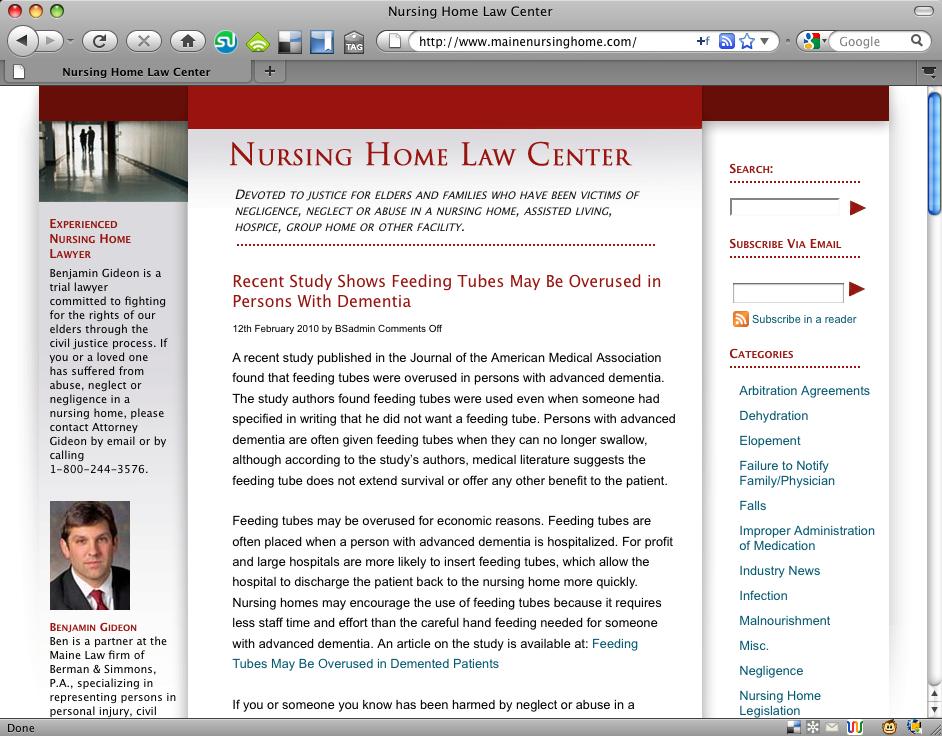 Personal Injury Lawyer Maine