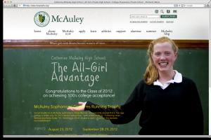 McAuley HS