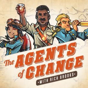 Digital Marketing Podcast: Agents of Change