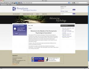 Pennsylvania Psychological Association (PPA)