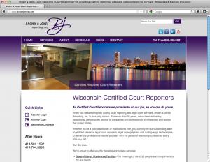 Brown & Jones Court Reporting
