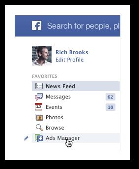 Log Into Facebook Ads Manager