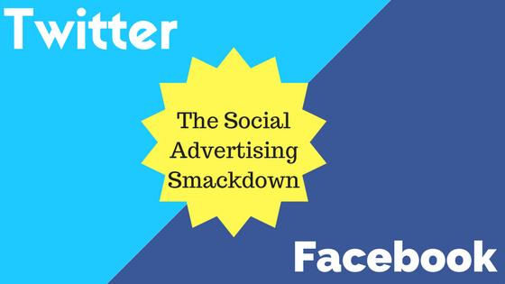 Twitter ads vs Facebook ads